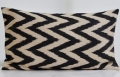 Pillow silk / Ikat